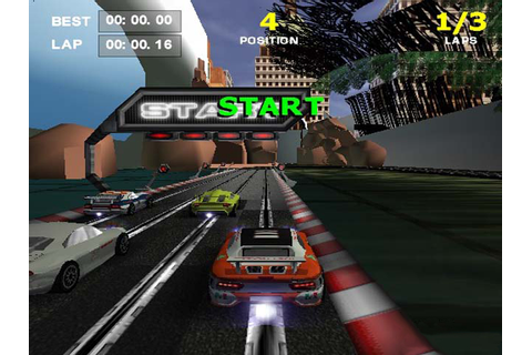 System 3 | Grooverider: Slot Car Racing [PSN]