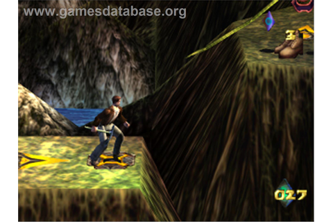 Pitfall 3D: Beyond the Jungle - Sony Playstation - Games ...