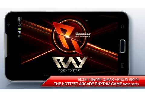 DJMAX RAY by NEOWIZ 1.4.7 APK + OBB (Data File) Download ...