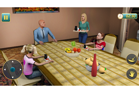 Virtual Mother - Happy Family Life Simulator Game Mod Apk ...