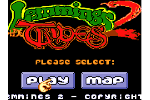 Lemmings 2: The Tribes Details - LaunchBox Games Database