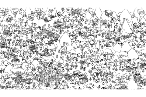 Hidden Folks is the Where's Waldo? game you didn't know ...
