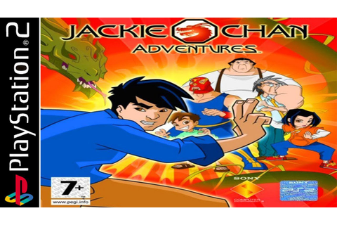 Jackie Chan Adventures 100% - Full Game Walkthrough ...