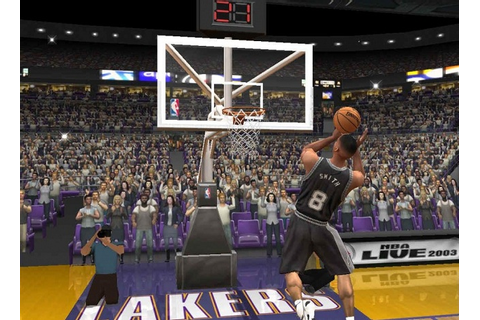 NBA Live 2003 - PC Full Version Free Download