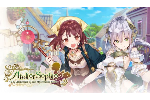 Atelier Sophie: The Alchemist of the Mysterious Book Free ...