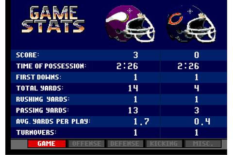 NFL Sports Talk Football '93 Starring Joe Montana on Qwant Games