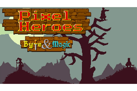 Pixel Heroes: Byte & Magic Review for Xbox One (2017 ...