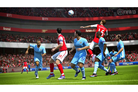 FIFA 13 Free Download - Game Maza