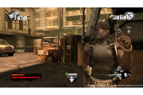 50 Cent Blood On The Sand [Jtag/RGH] - Download Game Xbox ...