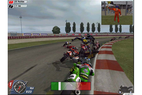 New Superbike 2001 Screenshots - IGN