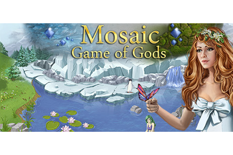 Mosaic: Game of Gods on Steam
