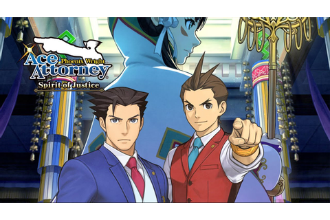 Phoenix Wright: Ace Attorney - Spirit Of Justice English ...