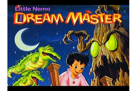 CGRundertow LITTLE NEMO: THE DREAM MASTER for NES Video ...