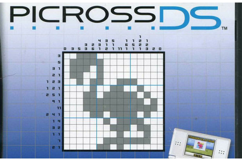 Picross DS - The 50 Best Puzzle Games of All Time | Complex