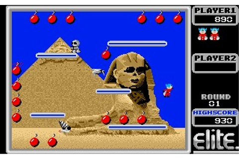 Bomb Jack (Amiga) Game Download