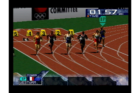Nintendo64EVER - Pictures of the game International Track ...