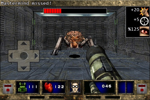 DOOM II RPG Screenshots for iPhone - MobyGames