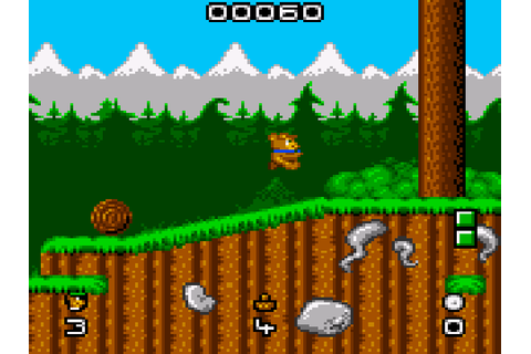 Yogi Bear In Yogi Bear's Goldrush Screenshots | GameFabrique