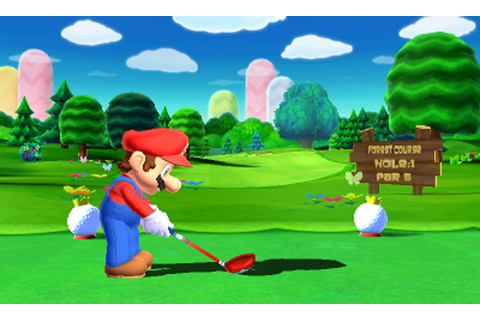 Mario Golf World Tour | Game