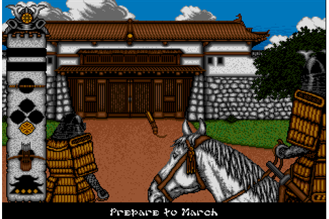Abandonware Games / Lords Of The Rising Sun