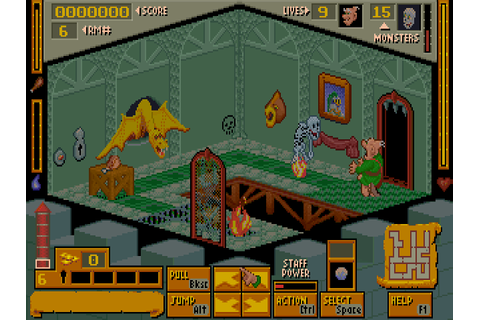 Download Mystic Towers | DOS Games Archive