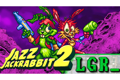 LGR - Jazz Jackrabbit 2 - PC Game Review - YouTube