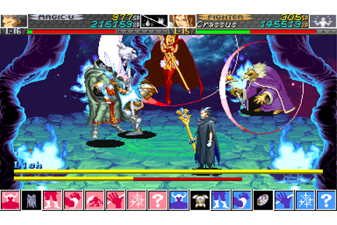Dungeons & Dragons: Shadow Over Mystara Screenshots for ...