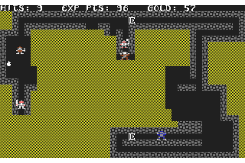 Sword of Fargoal Screenshots for Commodore 64 - MobyGames