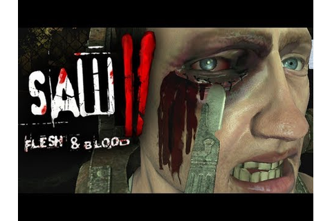 Saw II: Flesh & Blood [Part 1] - Make A Choice - YouTube