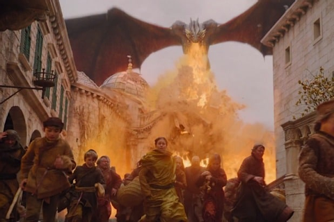 'Game of Thrones' Petition for Season 8 Do-Over Gets 1 ...