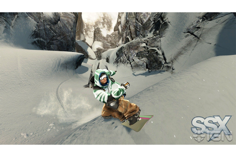 SSX Screenshots, Pictures, Wallpapers - Xbox 360 - IGN