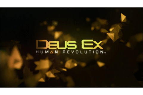 Game Giveaway: Deus Ex: Human Revolution • Thebiem