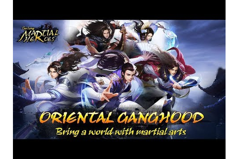 Gulong : Martial Heroes - Game Android Baru Rilis - YouTube