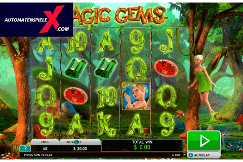 Magic Gems Slot Machine Online Play FREE Magic Gems Game ...