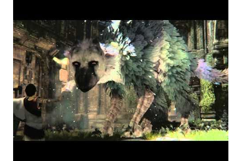 The Last Guardian - PS3 - TGS 2010 official video game ...