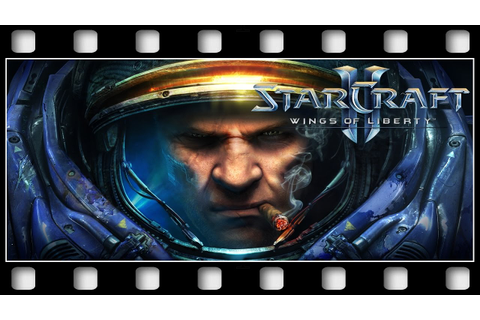 "StarCraft II: Wings of Liberty ""GAME MOVIE"" [GERMAN/PC ..."