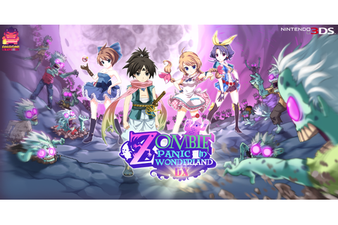 JeGeekJePlay: [3DS][MàJ] Zombie Panic in Wonderland DX ...
