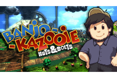 Banjo Kazooie: Nuts and Bolts - JonTron - YouTube