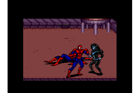 Spider-Man and Venom - Maximum Carnage Download Game ...