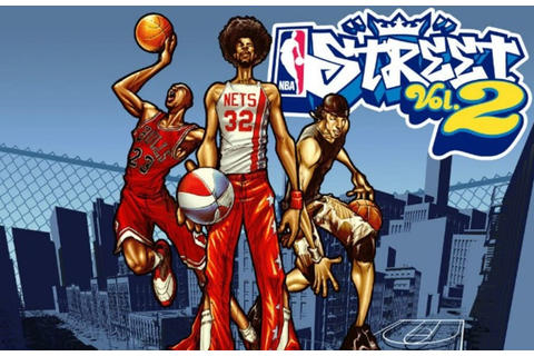 "Throwback Thursday: ""NBA Street Vol. 2"" Repped for the Old ..."
