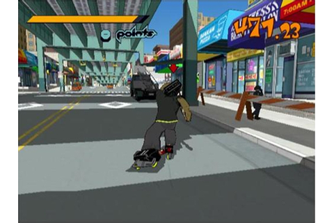 Retro Review: Jet Set Radio » SEGAbits - #1 Source for ...