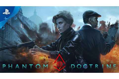 Phantom Doctrine – Cinematic Release Date Announcement ...