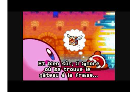 Kirby Les Souris Attaquent - Duel contre DaDiDou / Squeak ...