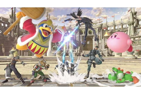 Super Smash Bros. Ultimate [Nintendo Switch] • World of Games