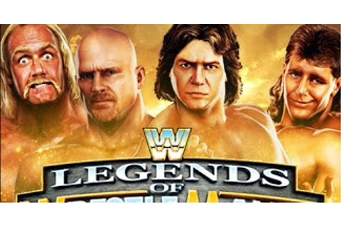 MTMgames: WWE Legends of WrestleMania Game Full Download Free