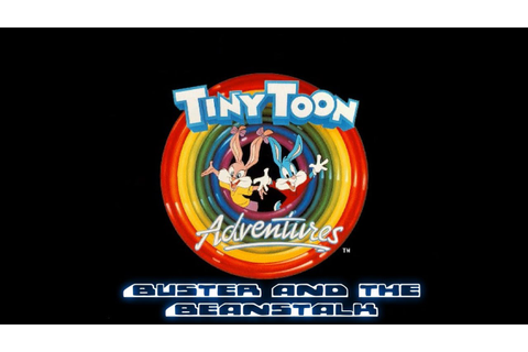 Tiny Toon Adventures: Buster and the Beanstalk [PS1 ...