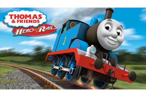 #1 Thomas and Friends Hero of the Rails - video game ...