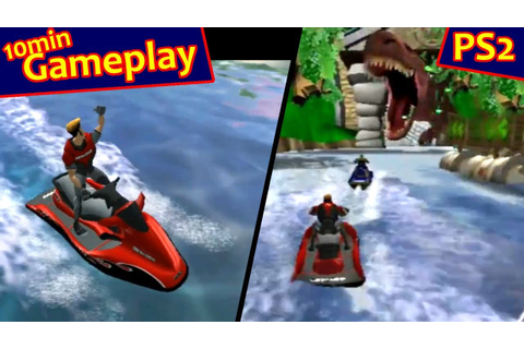 Splashdown: Rides Gone Wild ... (PS2) - YouTube