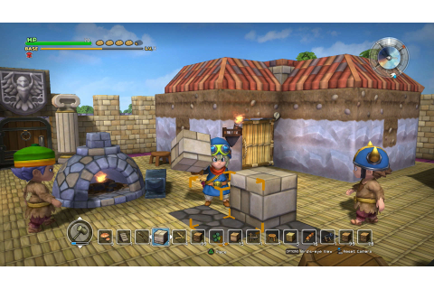 DRAGON QUEST BUILDERS™ on PS4 | Official PlayStation™Store UK