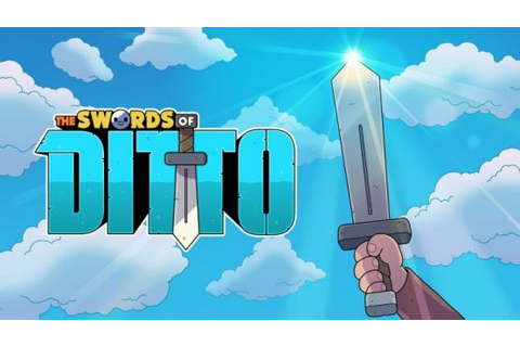 The Swords of Ditto PS4 Launches Next Month